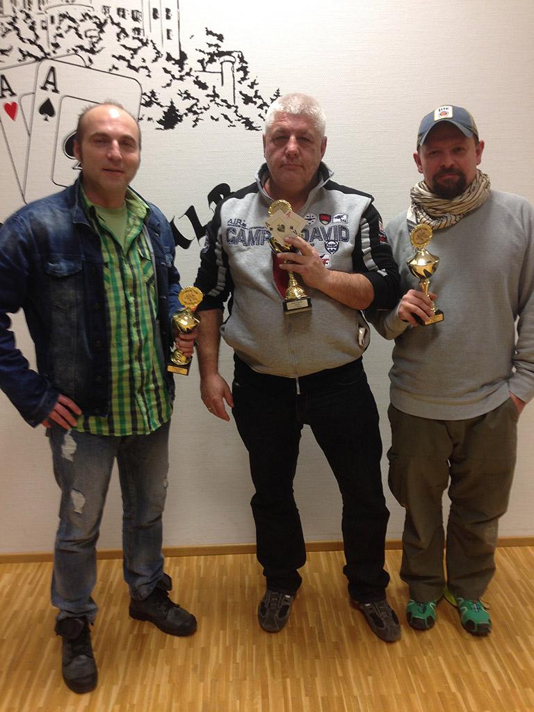 Gewinner Jahrefinale 2017